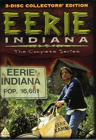 Eeerie Indiana TV Series on DVD