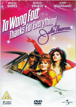 to wong foo dvd cover