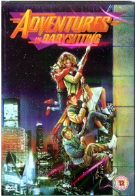 adventures in babysitting dvd cover