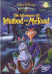 ichabod and mr toad dvd cover
