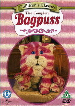 bagpuss complete series dvd cover