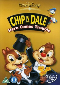 chip n dale here comes dvd cover