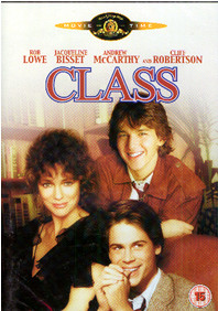 class rob lowe dvd cover