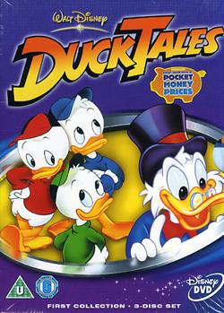 ducktales dvd boxset