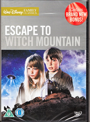 escape to witch mountain dvd cover