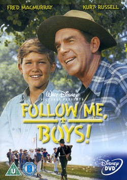 follow me boys dvd cover