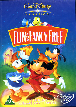 fun anf fancy free dvd cover