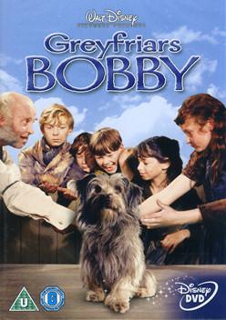 greyfriars bobby dvd cover