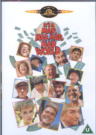 its a mad mad mad mad world dvd cover