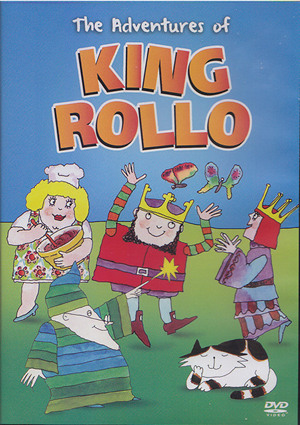 king rollo complete series dvd cover