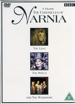 lion witch wardrobe bbc tv dvd