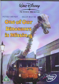 one of our dinosaurs are missing dvd cover