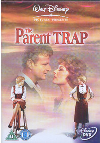 the parent trap dvd cover