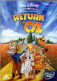 return to oz dvd cover