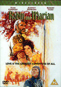 robin and marian dvd cover