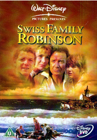swiss family robinson dvd cover