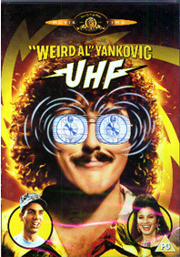 uhf dvd cover