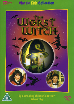 the worst witch 1987 film dvd cover