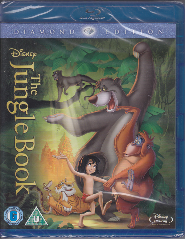 jungle book bluray cover