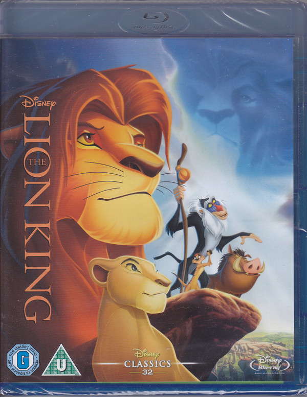 lion king bluray cover