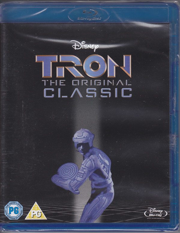 tron original classic bluray