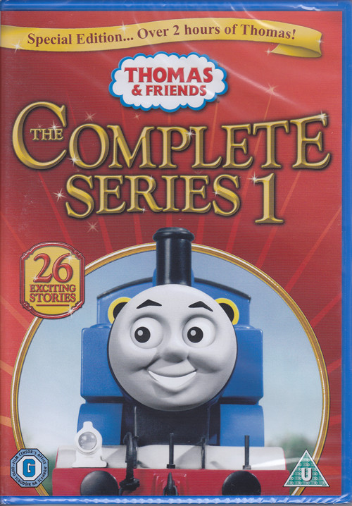 thomas the tank engine series 1 dvd cover