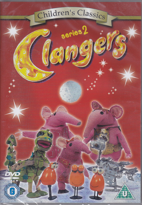 clangers original series 2 dvd cover